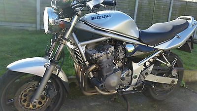 2003 Suzuki GSF1200s Bandit, also a 600 bandit available