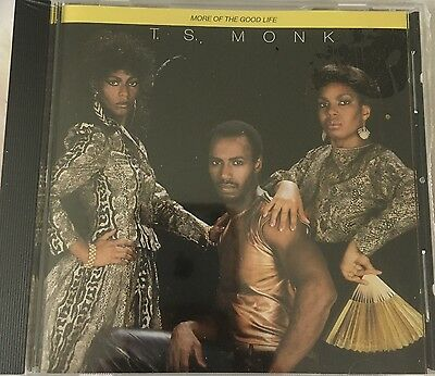 T.s. Monk - More Of The Good Life  Sealed Cd
