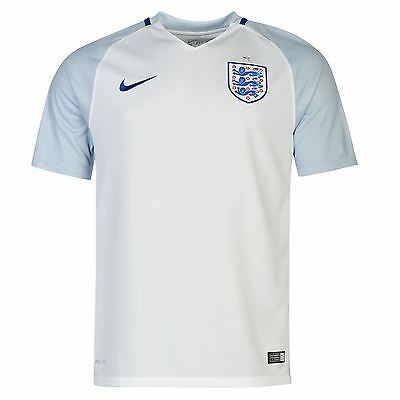 England 2016-17 Football Shirt Home Size Medium Sealed With All Tags Uk Seller