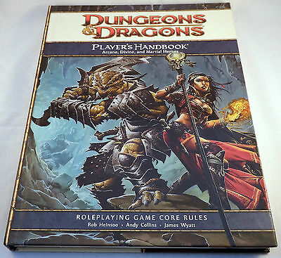 Dungeons & Dragons Players Guide 4th Edition