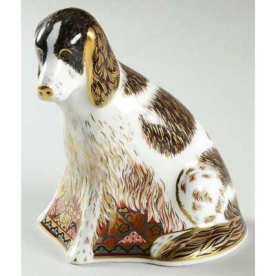 Royal Crown Derby MOLLY Paperweight - Discontinued!