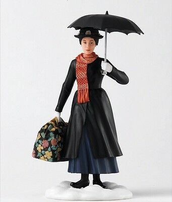 Disney Enchanting Collection Mary Poppins Figurine Practically Perfect A27976