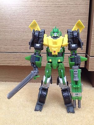 Transformers Generations Voyager Springer Thrilling 30 T30 IDW