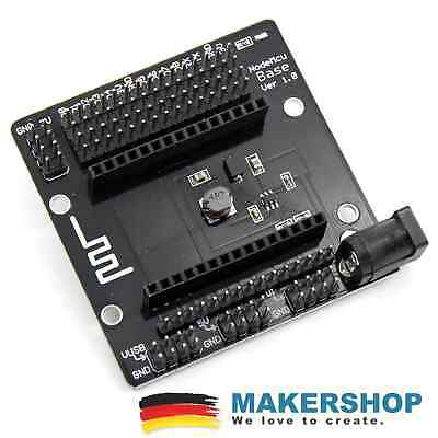 NodeMCU Base I/O Breakout Sensor Shield Expansion Board Development Node Dev Kit