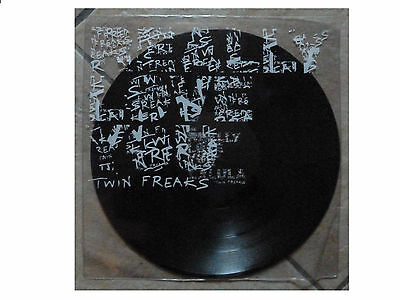 "PAUL McCARTNEY / TWIN FREAKS * REALLY LOVE YOU * ONE SIDED ETCHED 12"" GRAZE012"