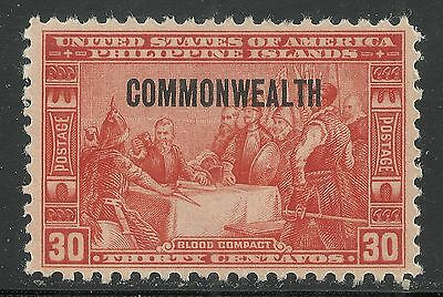 us possessions Philippines stamp scott 420 - 30 cents issue of 1936 - mnh - #2