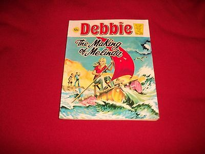 VERY RARE EARLY DEBBIE PICTURE STORY LIBRARY BOOK: from 1980
