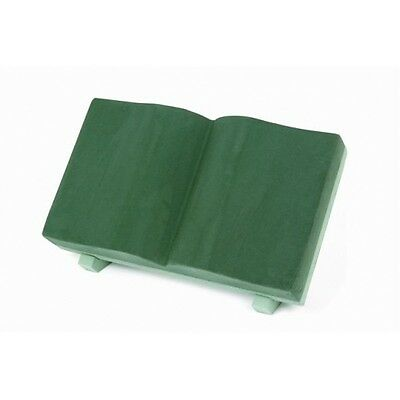 """Floral Foam Open Book In 2 Sizes 8"""" And 10"""" Floristry Funeral Tributes Oasis"""