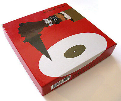 """MF DOOM - Dime Box 7"""" PICTURE VINYL AND SEALED PUZZLE"""
