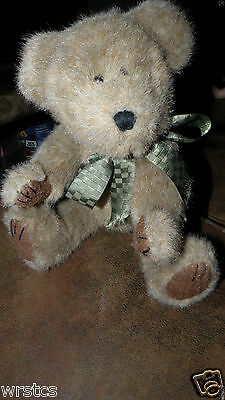 "1990-1998 Boyds bear Limited collection 13"" bear #1364 fully articulating"