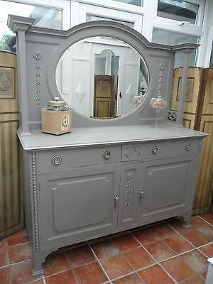 Pretty Vintage Painted French Style Buffet Sideboard Shabby Chic