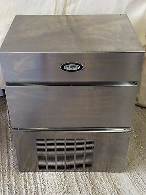 Foster F85A  Automatic Ice Cube Maker / Ice Machine