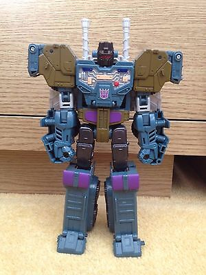 Transformers Combiner Wars Voyager Onslaught Generations CW Bruticus