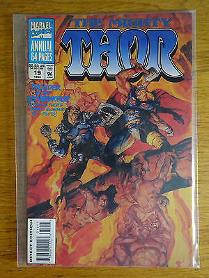 Thor Annual #19 - 1994 - Giant Size 64 Pages - Marvel Comics - Vol 1
