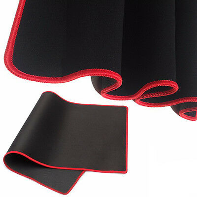 Rubber Gaming Mouse Pad Mat for PC Laptop Computer Large/ XL Size 800*300mm