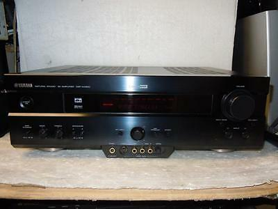 Yamaha Dsp-Ax620 Great Home Cinema Amplifier With Remote-Superb Sound