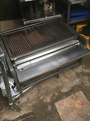 Charcoal Grill Archway 3 Burner Standard Size Used