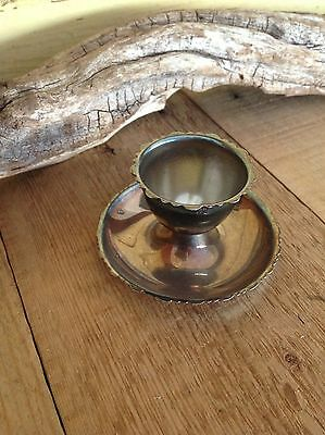 Vintage Silver Plated E.p.n.s. A1 Perfection Egg Cup