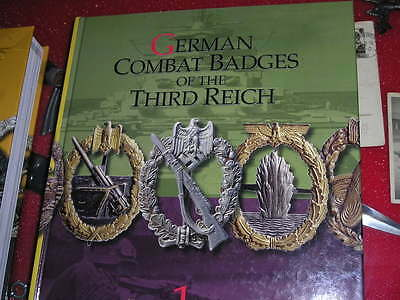 German Combat Badges of the Third Reich Vol. 1 : Heer and Kriegsmarine (Army an…