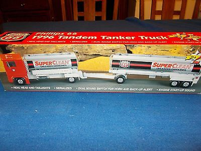 1996 Phillips 66 Tandem Tanker Truck Serialized 2Nd In A Series