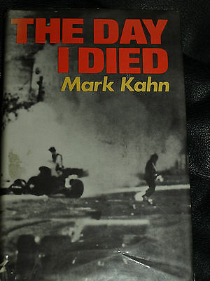 Day I Died Kahn Innes Ireland Seattle World Cup Rally 1970 Jopp Cave David Piper