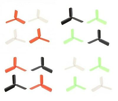 Upgrade 3-Blade Propeller Hubsan X4 H107,H107C,H107L,H107D H108 H108C RC Drone