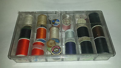 Thread in Box - Various colors, including Upholstery/Carpet thread!