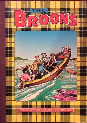 The Broons Annual 1983 - Oor Wullie