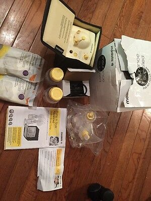 NEW Medela Pump In Style Advanced Breastpump Starter Set Double Breast Pump