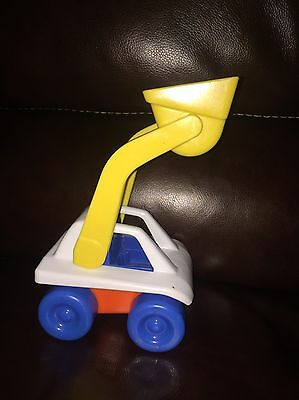LITTLE TIKES Front End Loader Chunky CAR Toddle Tots