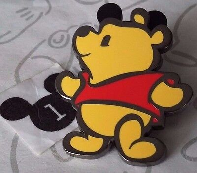 Winnie the Pooh Cute Stylized Characters Mystery 2016 Cartoon Disney Pin