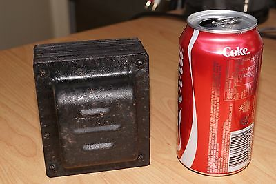 Henderson Power Transformer for Valve Amp - PSU - 385-CT-385 / 3.15V / 5V / 6.3V