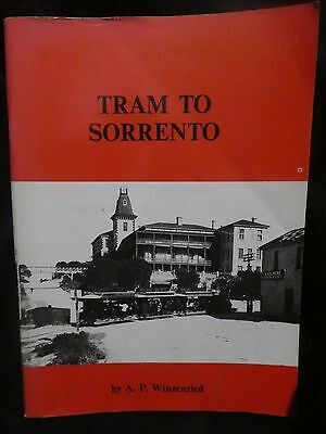 TRAM TO SORRENTO by: A.P. WINZENRIED, local history, L8