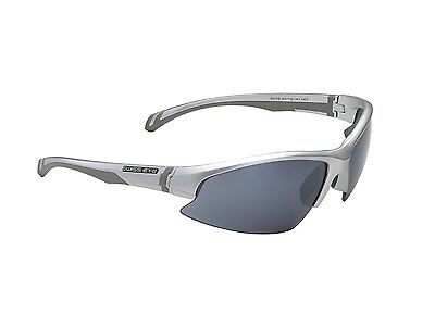 Swiss Eye Flash Sports Glass - Silver