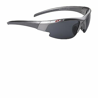 Swiss Eye Gardosa Evolution Unisex Sports Sunglass - Gun Metal/Dark Grey