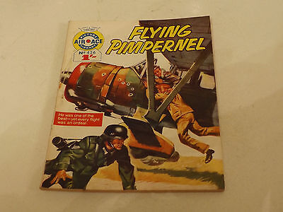 AIR ACE PICTURE LIBRARY,NO 426,1969 ISSUE,GOOD FOR AGE,48yrs old,V RARE COMIC.