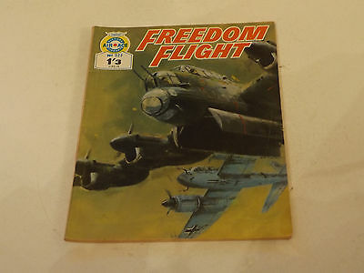 AIR ACE PICTURE LIBRARY,NO 523,1970 ISSUE,V GOOD FOR AGE,46yrs old,V RARE COMIC.