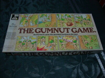 The Gumnut Game John Sands May Gibbs Vintage Board Game 1974 Very Rare
