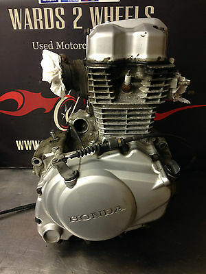 Honda CBF 125 2011 Complete Running Engine
