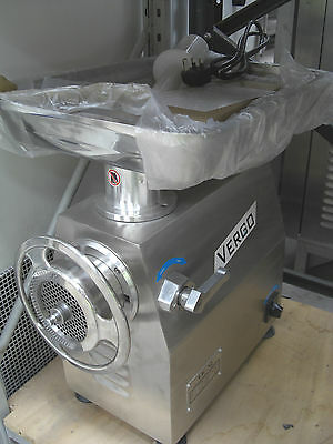Commercial Butcher's Meat Grinder 320kg/hour Mincer  £950+VAT