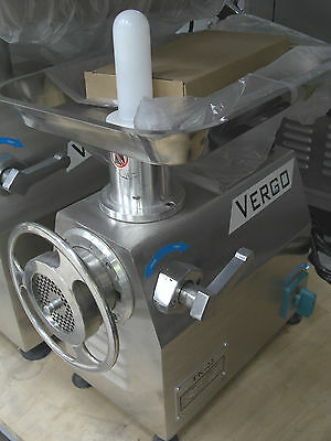 Commercial Butcher's Meat Grinder  Mincer 250Kg/hr production £750 Plus Vat