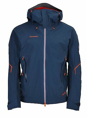 MAMMUT Nordwand Pro HS GORE-TEX® Pro Jacket | Large | Orion | BNWT RRP £674.99