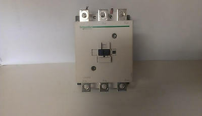 Lot of 2 - LC1D115 AC Contactor 250A 3PH 3 Pole