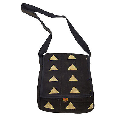Authentic African Hand Made Mud Cloth Hand Bag (Imported from Mali)