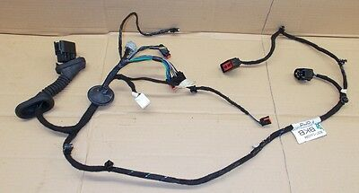 Ford Mondeo Mk4 Keyless Driver Side Front Door Loom Wire 9G9T14A584Bkb