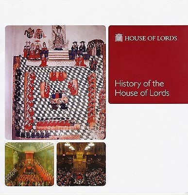 History of The House of Lords Booklet