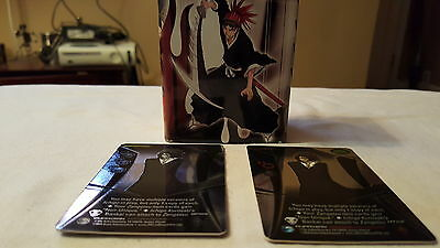 zangetsu bleach Trading Cards tcg bp22!!