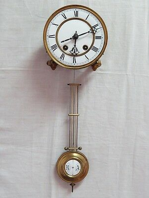 Antique regulator movement P42 signed  germany   !!!