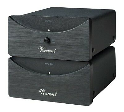 Vincent Audio Vincent - PHO-8 - Phono Stage MM/MC - Outboard Power Supply -