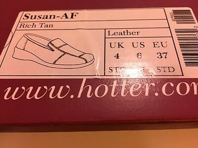 Ladies Hotter Shoes Size 4